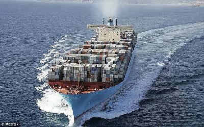 Maersk says new Daewoo ships to serve Asia-Europe routes