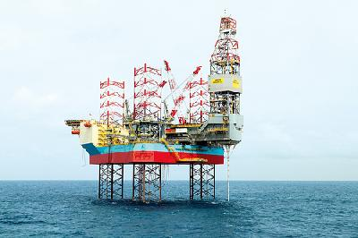 Singapore wins Maersk drilling orders for jack-up rigs