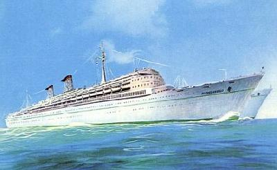 Cruise Ship Heads to Libya to Evacuate Chinese Citizens