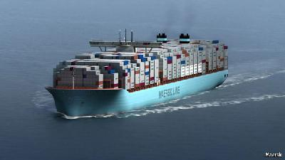 The Danish armada: Maersk orders ten colossal vessels