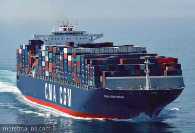 CMA CGM Reports Excellent Performance in 2010
