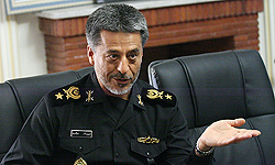 Commander: Iran Ready to Construct Port Infrastructures in Syria