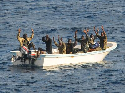 Pirates could face armed seafarers