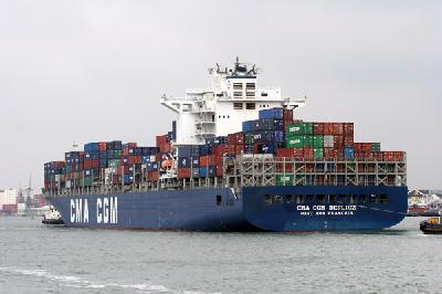 CMA CGM increases services from Asia to US west coast