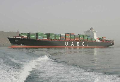 UASC drops out of Maersk's Europe-subcontinent service