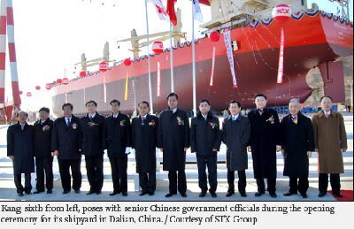 South Korea regains status as top winner of new ship orders