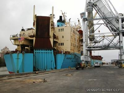 Legal status of those onboard the Maersk Constellation unclear