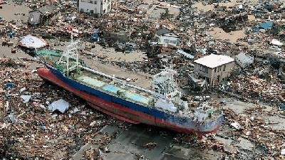 Japan after the deadly quake