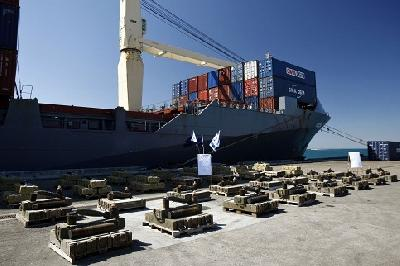 Israelis arrest CMA-CGM chartered ship carrying 'Gaza-bound' arms