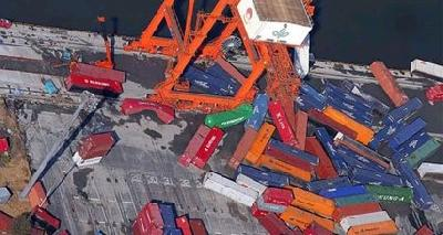Some Japanese Ports Reopen