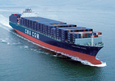 CMA CGM sells 13,830-TEUers to lender in 'refinancing' deal