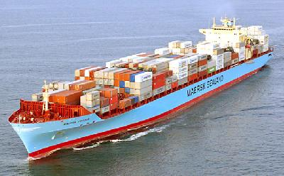 Maersk expects Q2 freight rate rebound