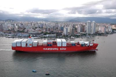 Hamburg Sud orders six 9,600-TEUers from Hyundai Heavy Industries
