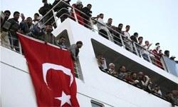 "Turkish ferry ""Ankara"" evacuated 250 injured from Libya"