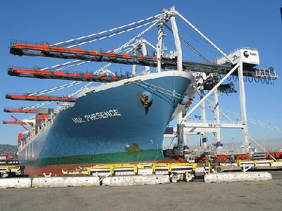 World's biggest shipping lines freely call at Tokyo Bay ports