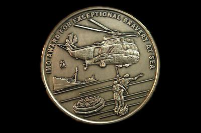 2011 IMO Award for Exceptional Bravery at Sea
