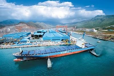 Korea wins pole position in shipbuilding