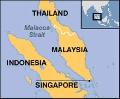 Drastic drop in Malacca straits piracy