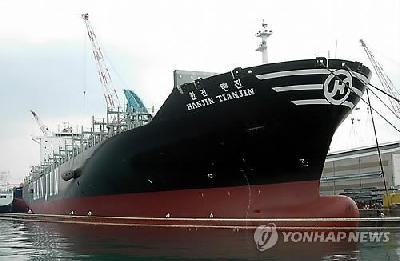 Hanjin Tianjin-Back to Normal Sailing
