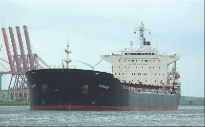 Pirates released Greek bulker M/V Renuar