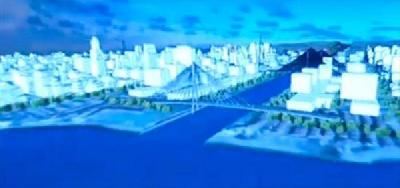 """Turkish PM unveils his """"crazy project"""": Canal Istanbul"""