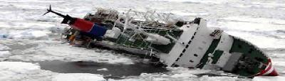Major casualties at sea increase
