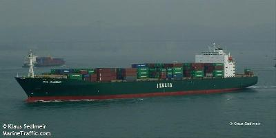Pirates foiled in attack on 3,428-TEU Evergreen boxship off India