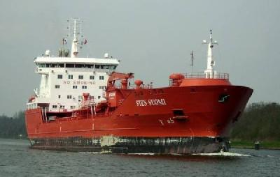 Sten Suomi runs aground in St. Lawrence near Montreal