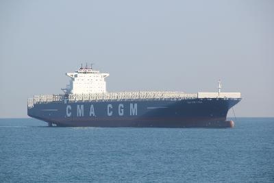 CMA CGM takes delivery of twelfth 11,388-TEU ship - CMA CGM Lyra