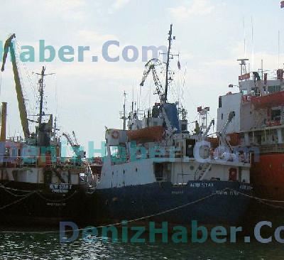 Turkish ship Afro Star still being held by Georgian authorities