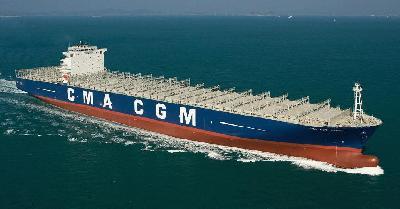 CMA CGM confirms upgrading 3-ship order from 13,000 TEU to 16,000 TEU
