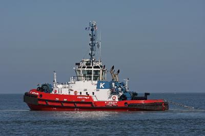First Hybrid Tug in Europe – Port of Rotterdam's 'RT Adriaan'