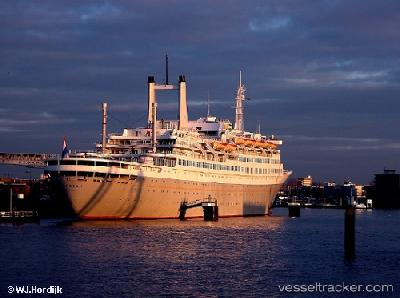 Passenger ship ROTTERDAM for sale