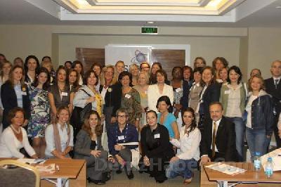 Successfull maritime women met in Istanbul
