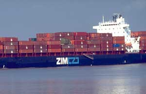 Zim increases Asia-Europe rate US$275 per TEU from July 1