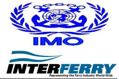 Interferry and IMO plans regional ferry safety forum