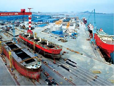 STX Group Signs Initial Deal Worth USD 1 Billion to Build Shipyard in Russia