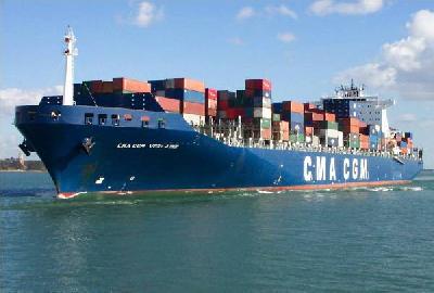 CMA CGM refuses Iran boycott