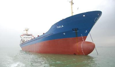 """M/V """"Tuzla"""" (ex Maria P.) banned after multiple detentions."""