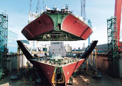 Global Recession Begins to Take Its Toll on Shipbuilding Industry
