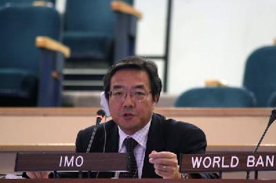 Koji Sekimizu of Japan elected as the IMO Secretary-General