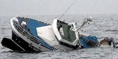 Fishing Vessel Jean Ricciardi sunk