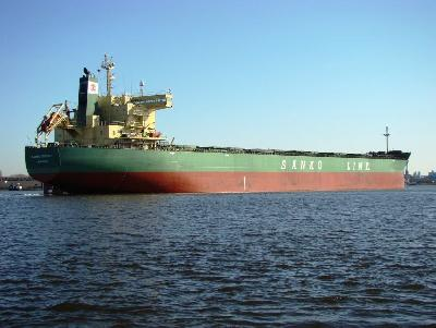 Japanese Bulk Carrier Sets Record on Northern Sea Route