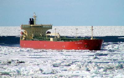 Scorpio tanker completes Northern Sea Route voyage