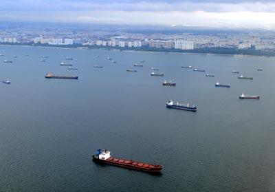 Asia-Europe shipping slump hits 50-year low