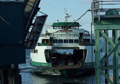 USA: Washington State Ferries to Use LNG as Fuel