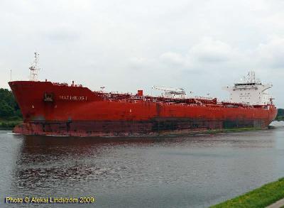 Pirates hijack Mattheos 1 off Benin