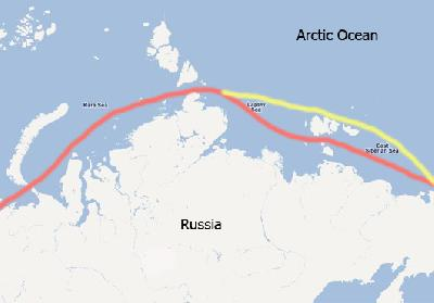 Tankers Choose New Pathway Along Northern Sea Route