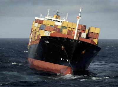 M/V Rena Update: Dangerous goods confirmed.