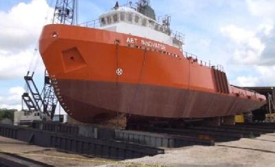 USA: AET Receives World's First Purpose-built LSV